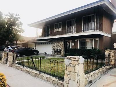 Santa Clarita Single Family Home For Sale: 19515 Fairweather Street