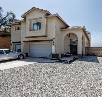 San Bernardino CA Single Family Home For Sale: $405,000