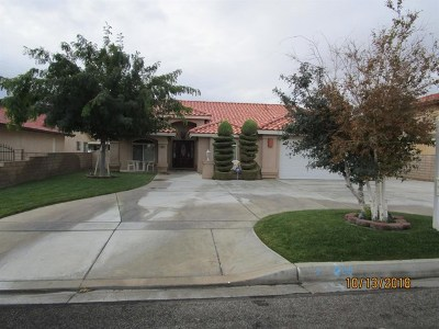Helendale Single Family Home For Sale: 14297 Galleon Lane