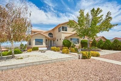Victorville Single Family Home For Sale: 13125 Palos Grande Drive