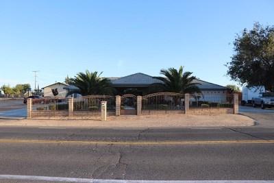 Hesperia Single Family Home For Sale: 16343 Eucalyptus Street
