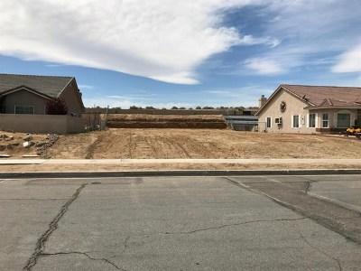 Helendale Residential Lots & Land For Sale: 14419 Schooner Drive