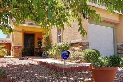 Hesperia Single Family Home For Sale: 13093 Rancho Bernardo Street