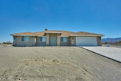 Single Family Home For Sale: 1995 Manzano Road