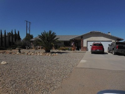 Apple Valley Single Family Home For Sale: 11864 Cibola Road