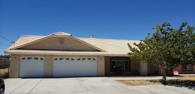 Hesperia Single Family Home For Sale: 8780 5th Avenue