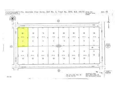 Victorville Residential Lots & Land For Sale: Olancha Road