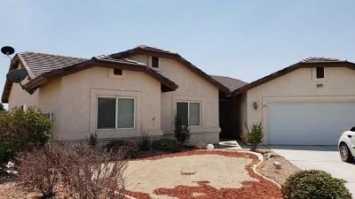 Helendale Single Family Home For Sale: 15077 Birdie Lane