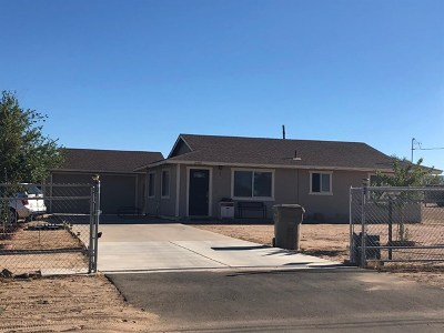 Hesperia Single Family Home For Sale: 15499 El Centro Street