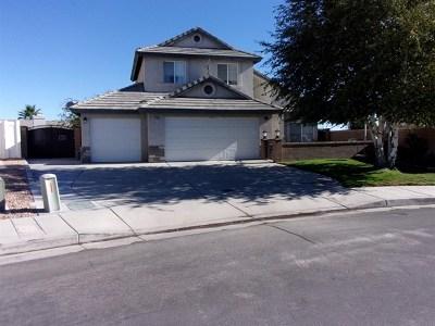 Hesperia Single Family Home For Sale: 14490 Nantucket Street