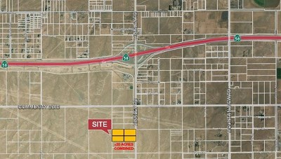 Barstow Residential Lots & Land For Sale: (18 Lots) Barstow Area