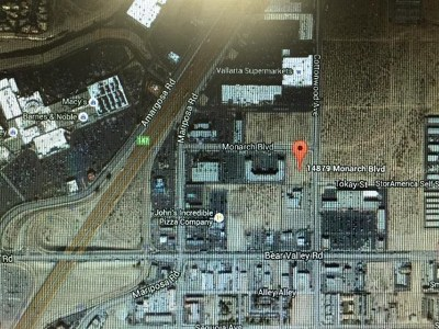 Victorville Residential Lots & Land For Sale: 14879 Monarch Boulevard