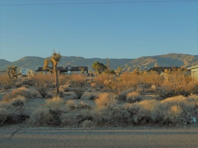 Lucerne Valley Residential Lots & Land For Sale: Carnelian Road