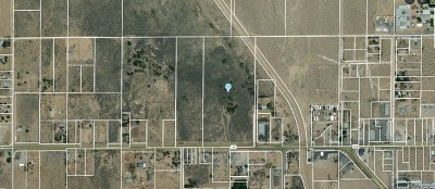 Lucerne Valley Residential Lots & Land For Sale: Highway 18 Highway
