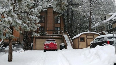 Wrightwood Single Family Home For Sale: 2015 Mojave Scenic Drive