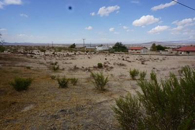 Barstow CA Residential Lots & Land For Sale: $39,900