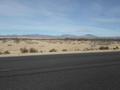 Lucerne Valley Residential Lots & Land For Sale: Old Woman Springs Road