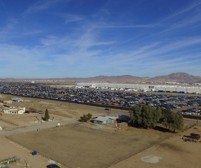 Adelanto Residential Lots & Land For Sale: Brockmann Avenue