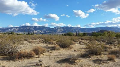Lucerne Valley Residential Lots & Land For Sale: Foothill (Near) Road