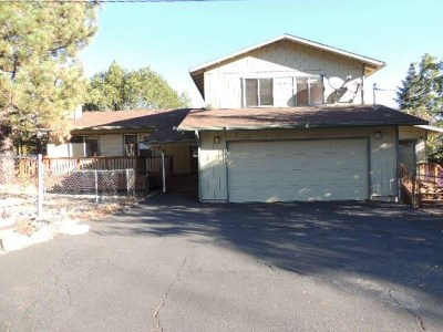 Single Family Home For Sale: 2330 E Canyon Drive