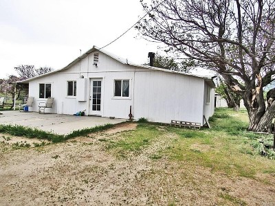 Lake Hughes Single Family Home For Sale: 48601 3 Points Road