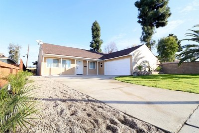 Covina Single Family Home For Sale: 1883 E Venton Street