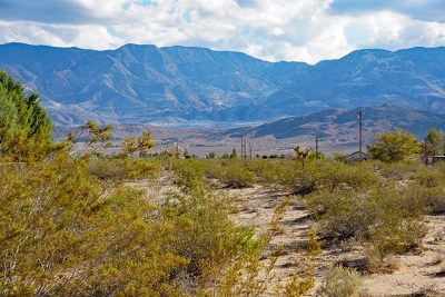 Lucerne Valley Residential Lots & Land For Sale: Sunset/Midway Road