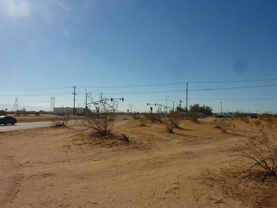 Victorville CA Residential Lots & Land For Sale: $120,000