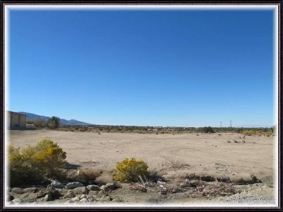 Phelan Residential Lots & Land For Sale: 9898 Clovis Road