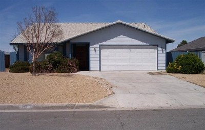 Helendale Single Family Home For Sale: 14760 Crofton Lane
