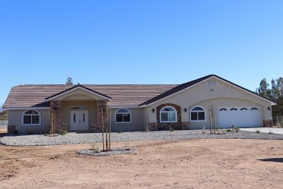 Apple Valley Single Family Home For Sale: 14875 Cheyenne Road
