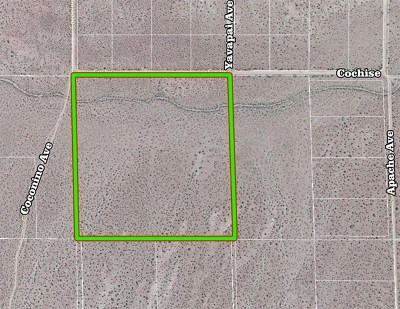 Adelanto Residential Lots & Land For Sale: Cochise Street