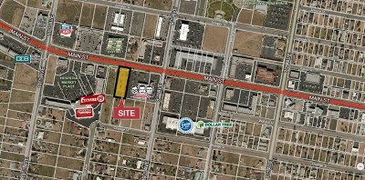 Hesperia Residential Lots & Land For Sale: 15621 Main Street