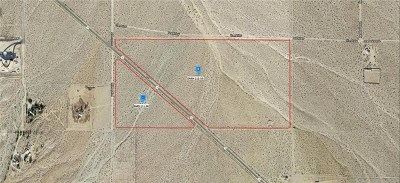 San Bernardino County Residential Lots & Land For Sale: 18 Highway