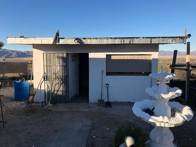 Lucerne Valley Single Family Home For Sale: 1 Emerald Road