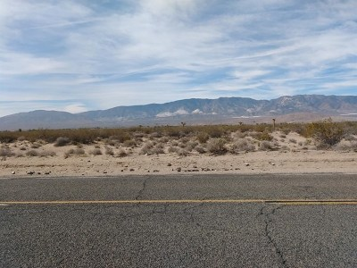 Lucerne Valley Residential Lots & Land For Sale: 35151 Rabbit Springs Road