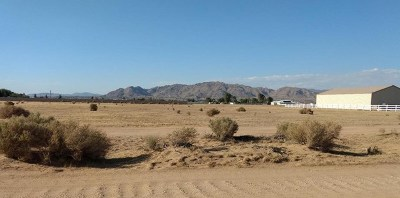 Apple Valley Residential Lots & Land For Sale: Cherokee Road