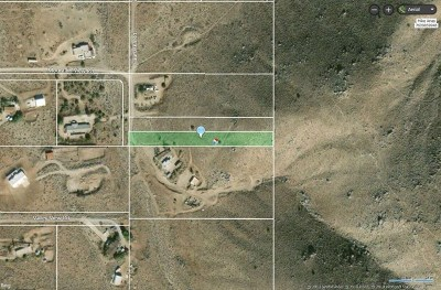 Apple Valley Residential Lots & Land For Sale: Pauhaska Road