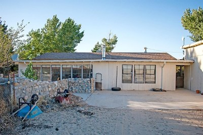 Lucerne Valley Single Family Home For Sale: 39233 Sage Road