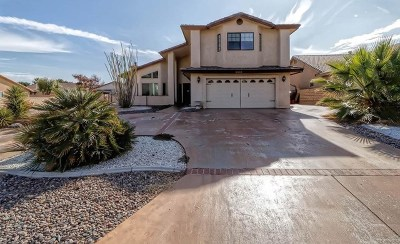 Helendale Single Family Home For Sale: 15157 Orchard Hill Lane