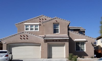 Victorville Single Family Home For Sale: 15234 Diamond Road