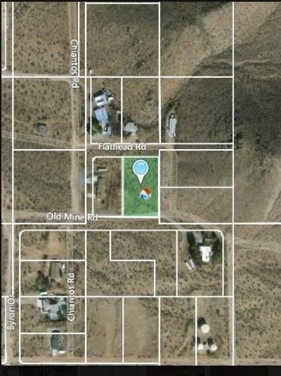 Apple Valley Residential Lots & Land For Sale: Flathead Road