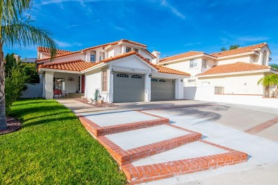 Rancho Cucamonga Single Family Home For Sale: 11136 Silver Sun Court