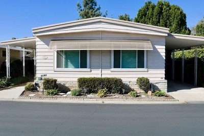 Yorba Linda Mobile Home For Sale: 3659 Lake Glen Drive