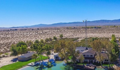 Newberry Springs Single Family Home For Sale: 34184 Maui Road