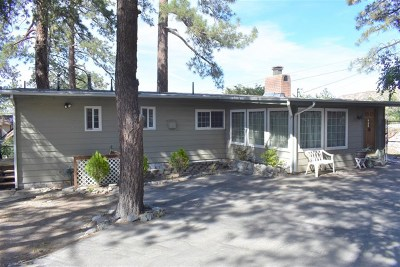 Wrightwood Single Family Home For Sale: 5579 Juniper Drive