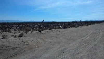 San Bernardino County Residential Lots & Land For Sale: Palmdale Road