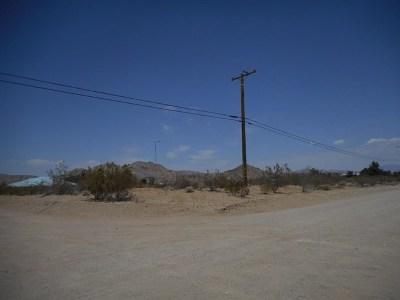 San Bernardino County Residential Lots & Land For Sale: Morningside Street