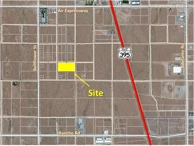 San Bernardino County Residential Lots & Land For Sale: Hibiscus Road