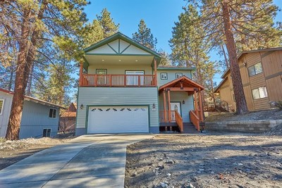 Wrightwood Single Family Home For Sale: 5625 Dogwood Road